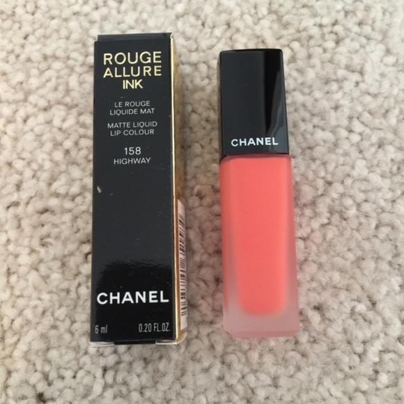 4a2d04afec1 NIB Chanel Rouge Allure Ink Lip Colour  158 NEW